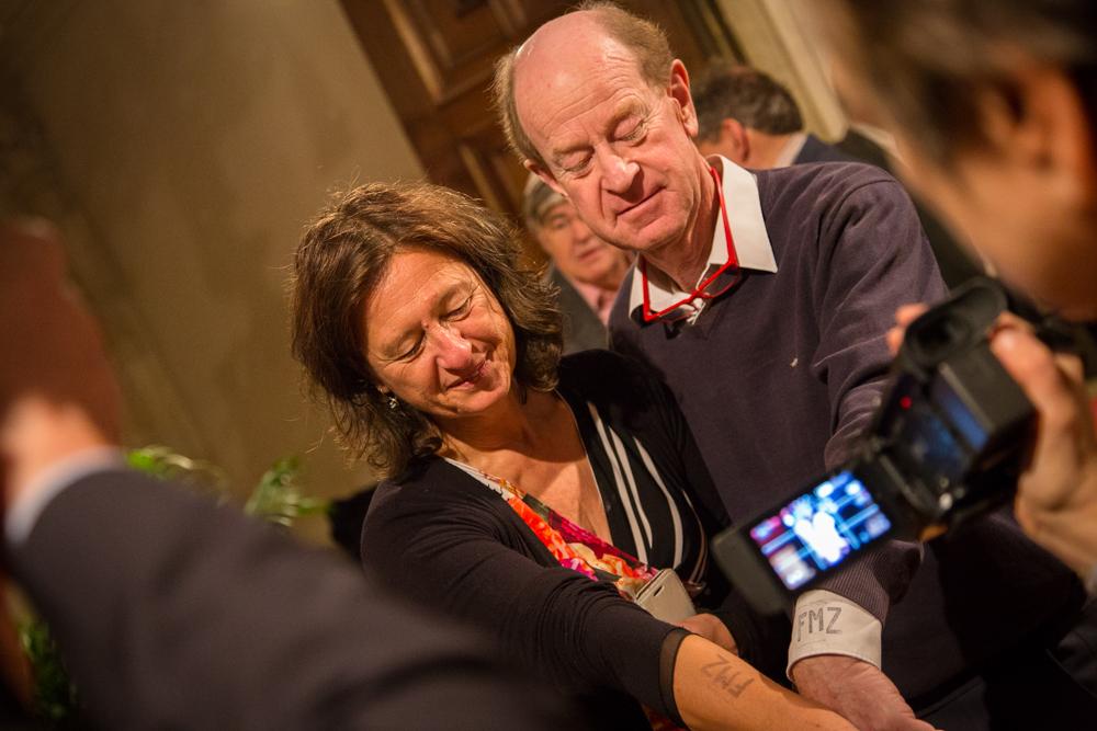 Barbara und Reinhold Zirngast